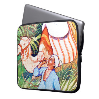 At The Oasis Laptop Sleeve