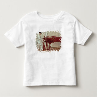 At the Piano, 1887 (oil on canvas) Toddler T-Shirt