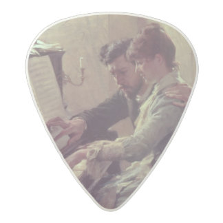 At the Piano Acetal Guitar Pick