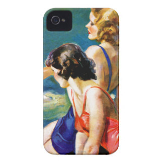 At the Pool Case-Mate iPhone 4 Case