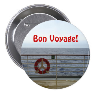 At the Railing Pinback Buttons