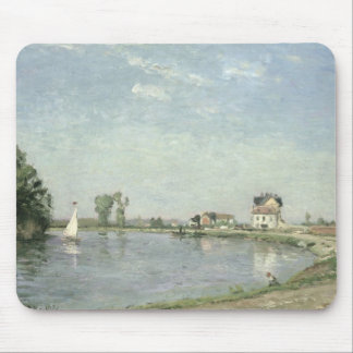 At the River's Edge, 1871 Mouse Mat