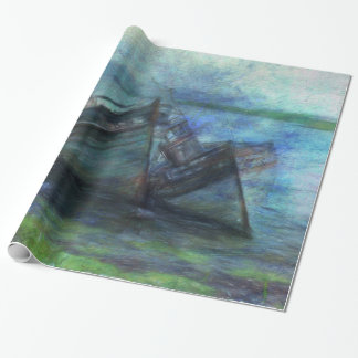 At the Water's Edge Wrapping Paper