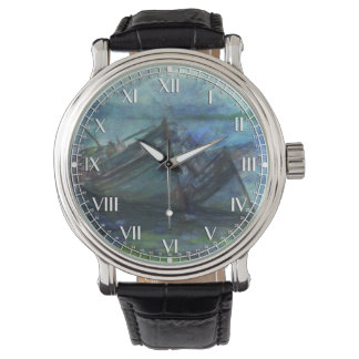 At the Water's Edge Wrist Watches