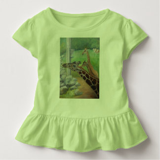 AT THE ZOO TOO Ruffle Tee