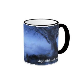 At World's Edge (Winter) Mug Ringer Mug