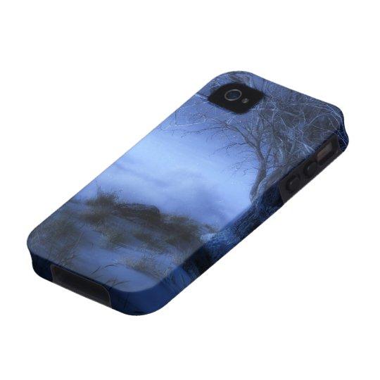 At World's Edge Winter Tough Case (iPhone 4)