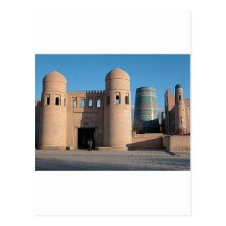 Ata Darvaza Gate Postcard