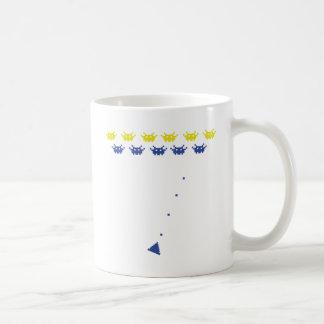 Atari monsters mug