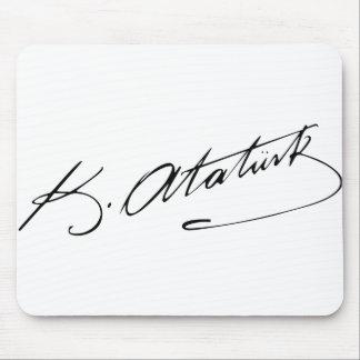 Ataturk Mouse Pad