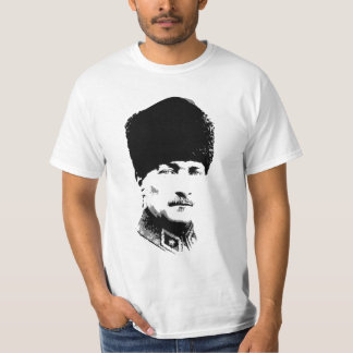 Ataturk Tee Shirts