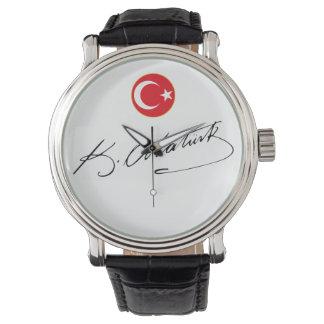 Ataturk Watch