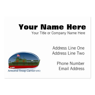 ATC PACK OF CHUBBY BUSINESS CARDS