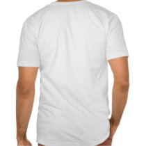 ATE red logo mens t-shirt