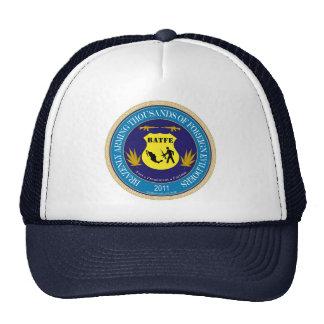 ATF / BATFE Spoof logo hat