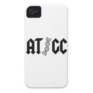 ATGC - Base pairs Case-Mate iPhone 4 Case