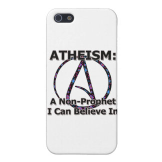 Atheism: A Non-Prophet I Can Believe In Cover For iPhone 5/5S