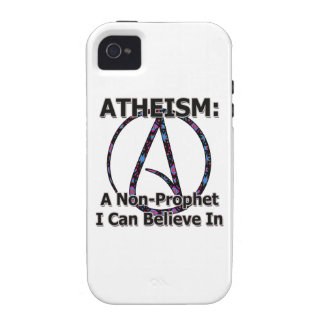 Atheism: A Non-Prophet I Can Believe In iPhone 4 Cases