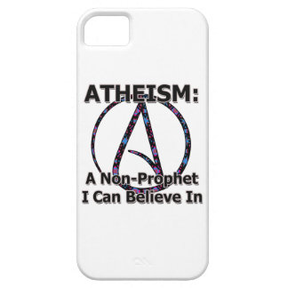 Atheism: A Non-Prophet I Can Believe In iPhone 5 Case