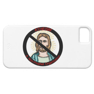 Atheism A Non Prophet Organization iPhone 5 Cases