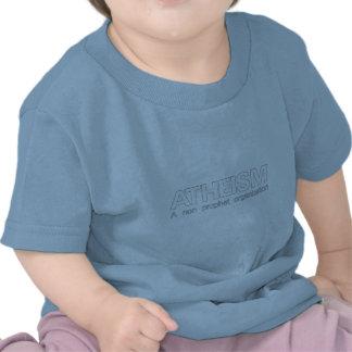 Atheism a non prophet organization shirt