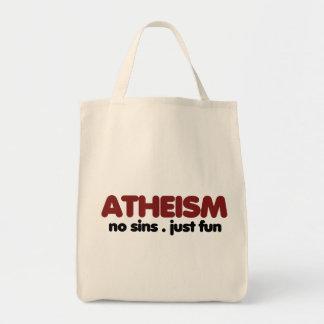 Atheism Canvas Bag
