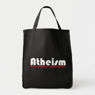 Atheism Tote Bags