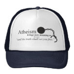 Atheism brings new meaning hats