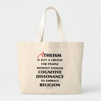 Atheism Is A Crutch Bag