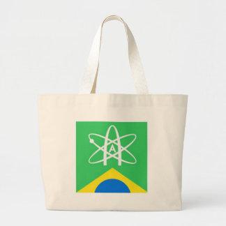Atheism Jumbo Tote Bag