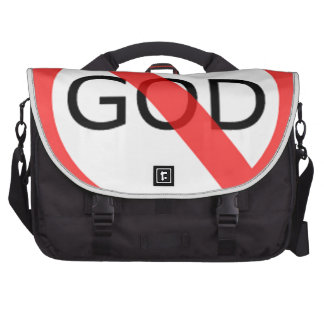 atheism commuter bag