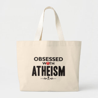 Atheism Obsessed Canvas Bag
