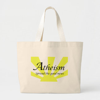 Atheism Spread The Good News Bags