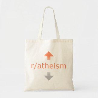 Atheism Upvote Tote Bag