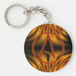 Atheist A Key Ring