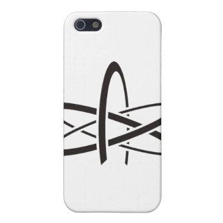 Atheist Atom iPhone 5/5S Cases