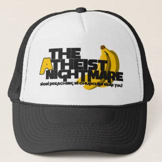 Atheist Banana Trucker Hat