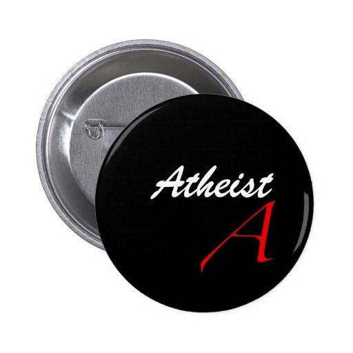Atheist Button Badge