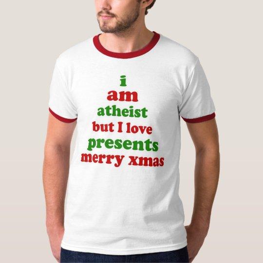 Atheist Christmas T-Shirt