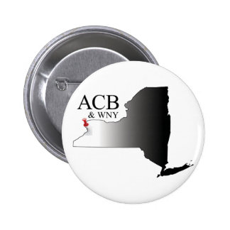 Atheist Community of Buffalo Official Button