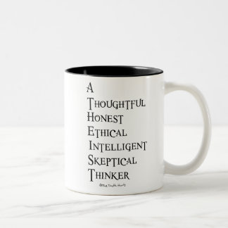 Atheist Defined Mugs