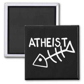 Atheist Fish Magnet