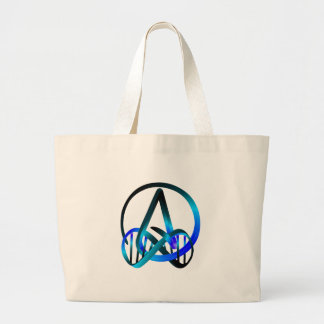 Atheist Forever Blue Bag