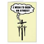 Atheist humour