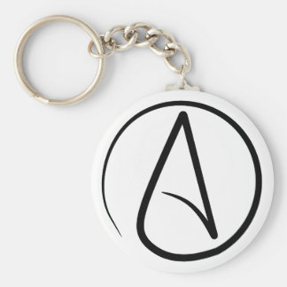 Atheist Keychain