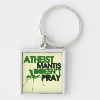 Atheist Mantis Key Ring