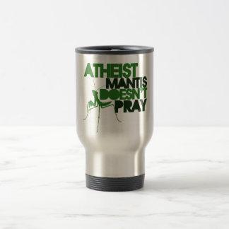 Atheist Mantis Coffee Mugs