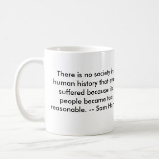 Atheist Mug - Customizable