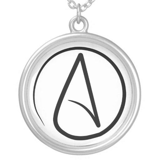 Atheist necklace