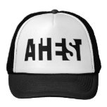 ATHEIST: Positive + Negative! Trucker Hats
